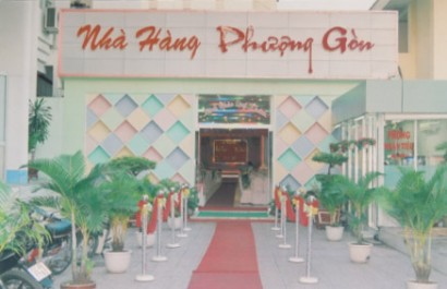 Nhà hàng tiệc cưới Phượng Gòn