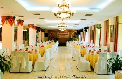 Nhà hàng Hoa Hồng