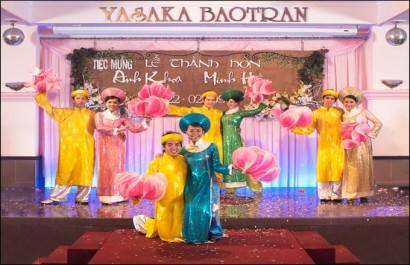 Nhà hàng tiệc cưới Yasaka Bảo Trân