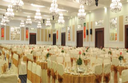 Trung tâm hội nghị & tiệc cưới Grand palace