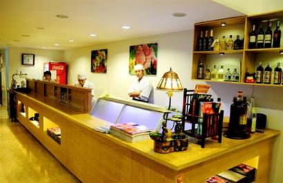 Buffet nướng & lẩu Nhật Bản Bamboo Chic