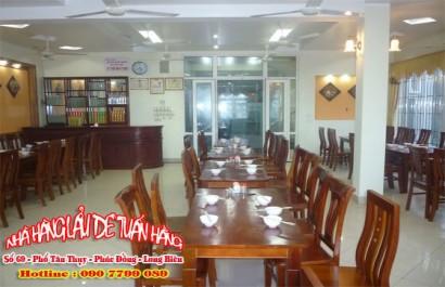 Nhà hàng Lẩu dê Tuấn Hằng