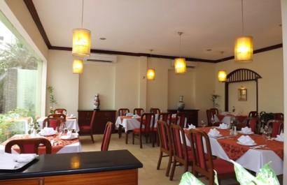 Nhà hàng Hanoi Garden