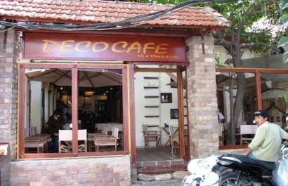 Cà phê Deco