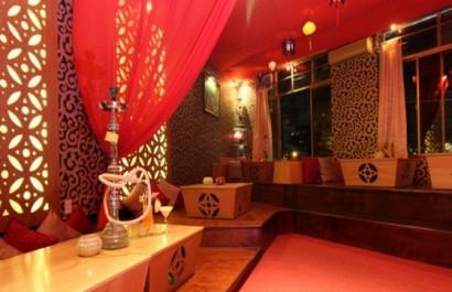 Quán cafe Lulua Shisha