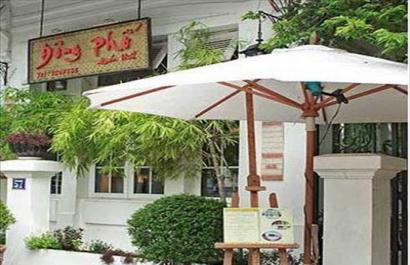 Nhà hàng Đông Phố