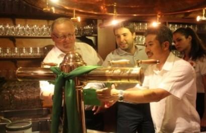 Nhà hàng bia tươi Pilsner Urqell