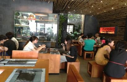 Nhà hàng Ninja Nhật Bản