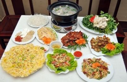 Nhà hàng Kinh Kì