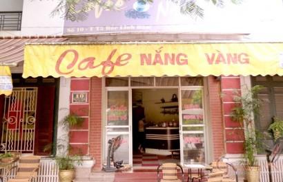 Cafe Nắng Vàng