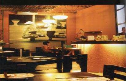 Nhà hàng Gánh