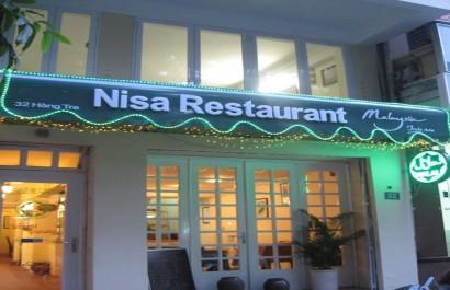 Nhà hàng Nisa