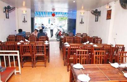 Nhà hàng hải sản Tôm