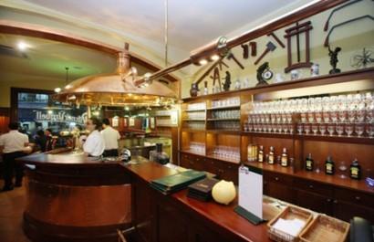 Nhà hàng bia tươi Pilsner Urquell