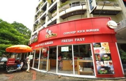 Nhà hàng Cơm Kẹp VietMac