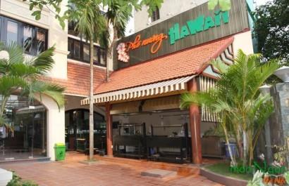 Nhà hàng Phố Nướng Hawaii - Buffet