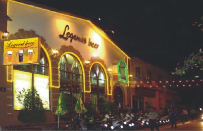Legend Beer Brew House No 1
