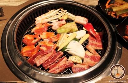 Nhà hàng Sumo BBQ - Buffet Nướng & Lẩu