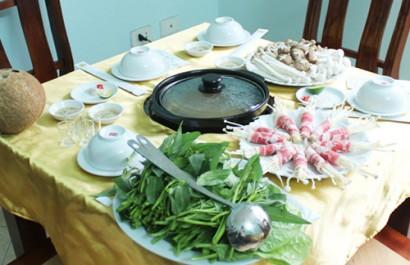 Nhà hàng lẩu nấm Linh Chi