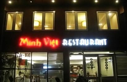Nhà hàng Minh Việt