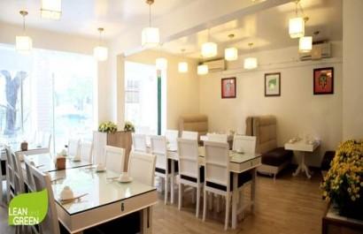 Nhà hàng Chay Lean & Green