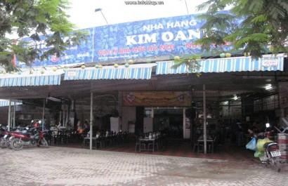 Nhà hàng Kim Oanh