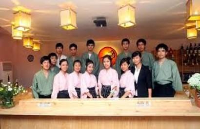 Nhà hàng Nhật Bản Ro