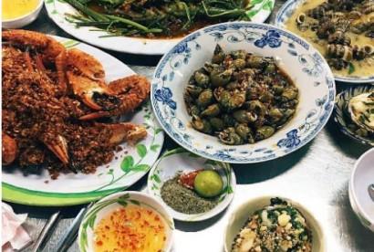 6 phố ẩm thực hấp dẫn du khách nhất Đông Nam Á