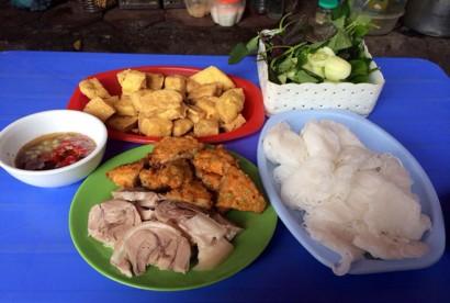 8 quán bún đậu mắm tôm ngon ở Hà Nội