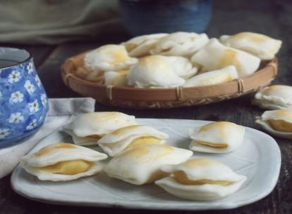 Bánh quai vạc đậu xanh sầu riêng