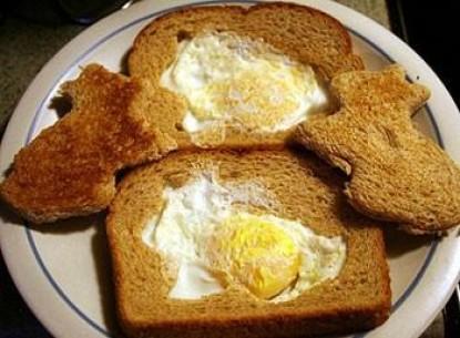 Bánh mì trứng