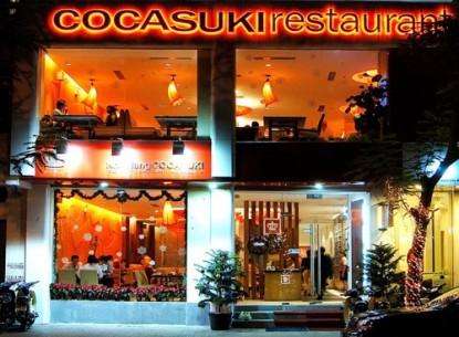 Nhà Hàng Lẩu Coca Suki