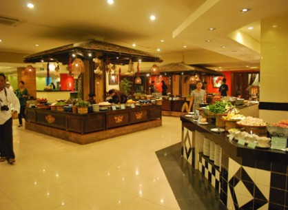 Nhà hàng Sen Nam Thanh