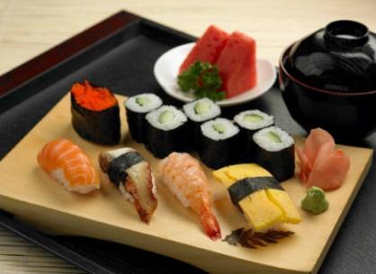 Quán Sushi Samurai Minh Anh