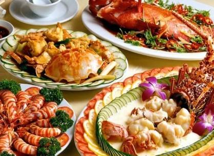 Nhà hàng khách sạn Hoàng Cung