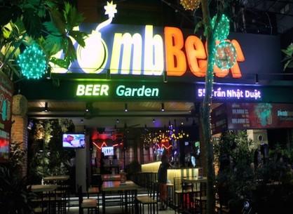 Bomb Beer Garden