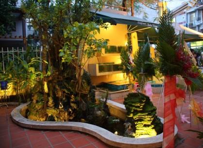 Nhà hàng Ba Ba Vang