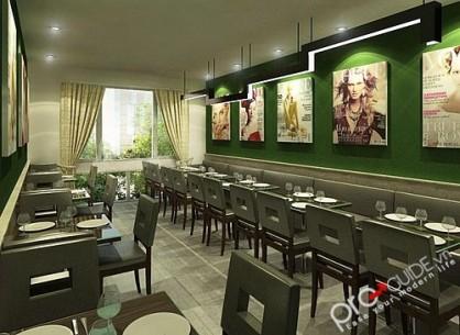 Nhà hàng Botanica - Bít tết Nai
