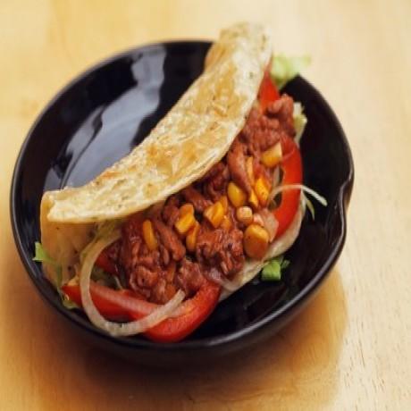 Bánh kẹp Taco từ Mexico