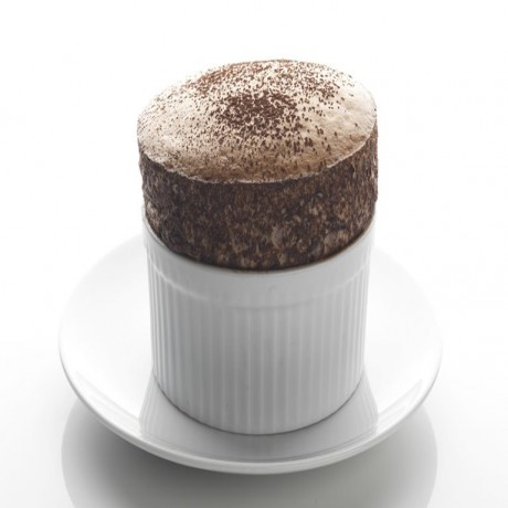 Bánh soufflé kiểu Pháp vị socola ngọt ngào ngất ngây