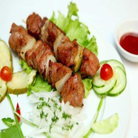 Thịt nướng kiểu Nga