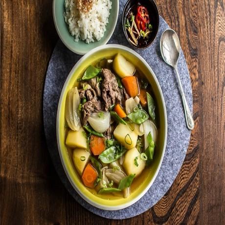 Nikujaga - Thịt bò hầm khoai tây Nhật Bản