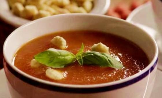 Súp cà chua độc đáo