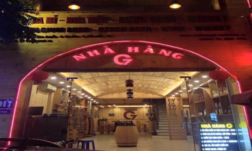 G7 Wine & Restaurant