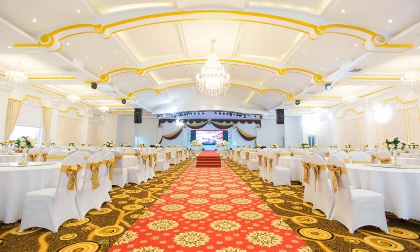 Trung Tâm Hội Nghị, Tiệc Cưới và Nhà Hàng Phoenix Palace - Thành Phố Hải Dương