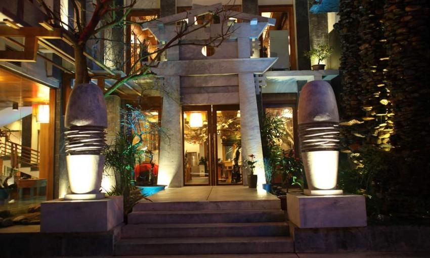 Nhà hàng Nhật Bản Shinbashi