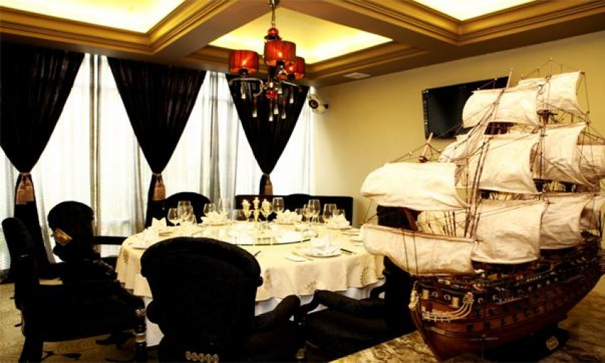 Nhà hàng Hải Sản Ngọc Trai