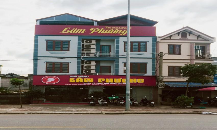 Nhà hàng Lâm Phương