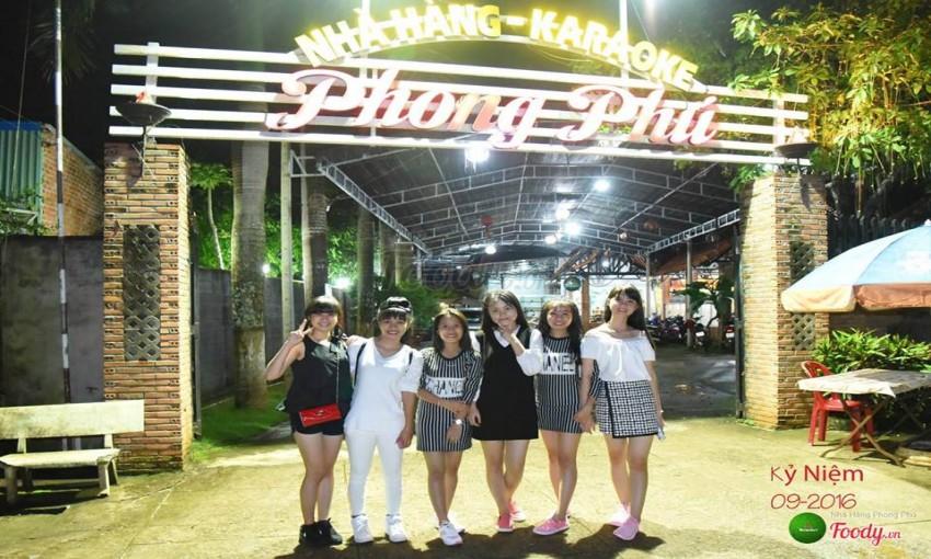 Nhà Hàng- Karaoke PHONG PHÚ