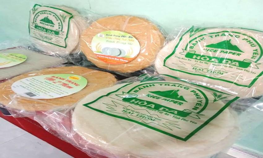 Bánh tráng Hòa Đa Hai Thơm